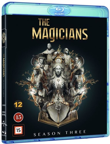 The Magicians - Säsong 3 bluray UTGÅENDE