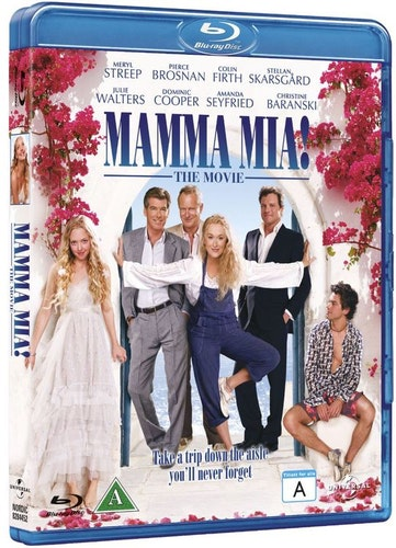 Mamma Mia! bluray