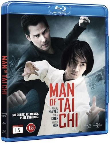 Man of Tai Chi bluray