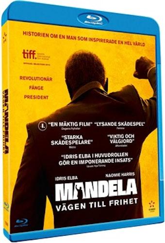 Mandela: Vägen Till Frihet bluray