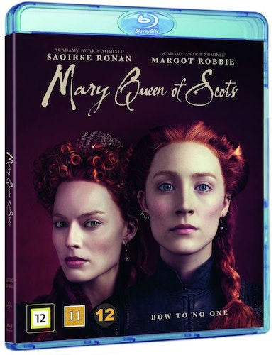 Mary Queen of Scots bluray