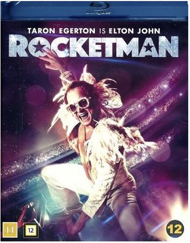 Rocketman bluray