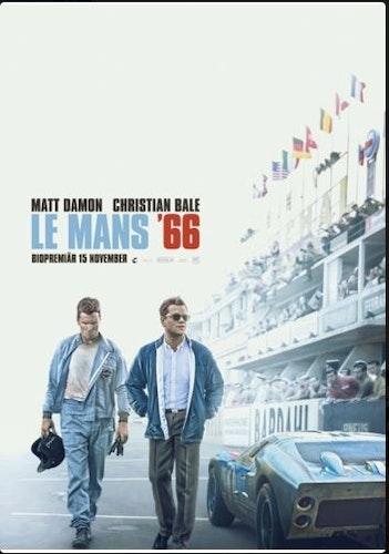 Le Mans 66 (Bluray)
