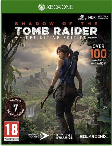 Shadow of Tomb Raider - Definitive Edition (Xbox One)
