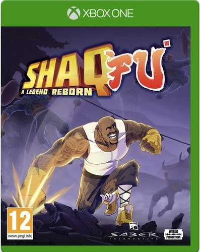Shaq Fu: A Legend Reborn (Xbox One)
