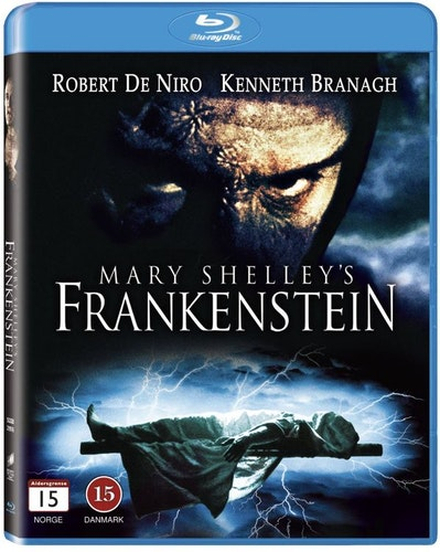 Mary Shellys Frankenstein bluray