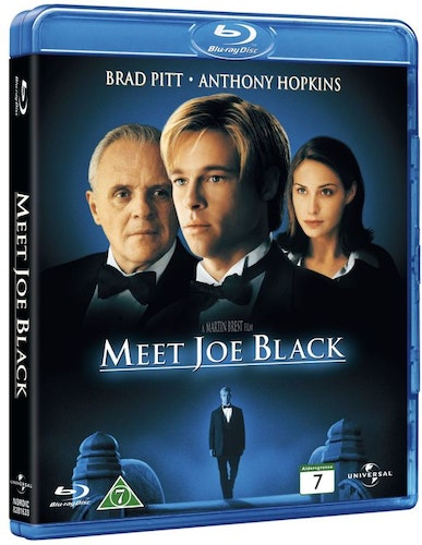 Möt Joe Black bluray