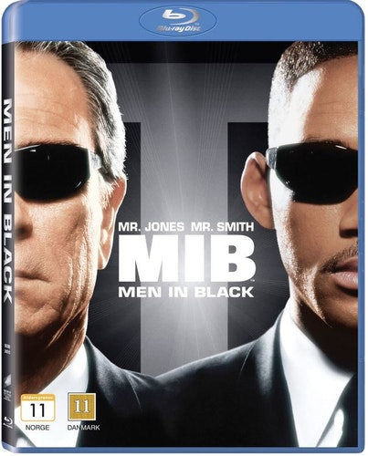 Men in Black bluray