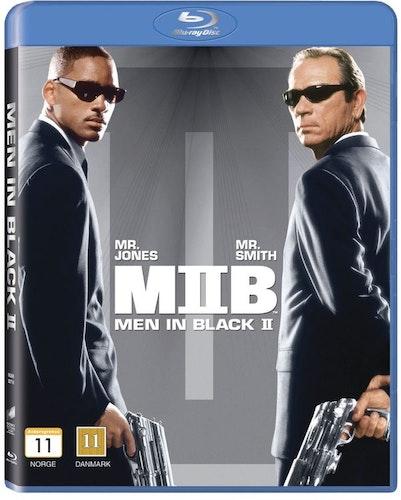 Men in Black II 2 bluray