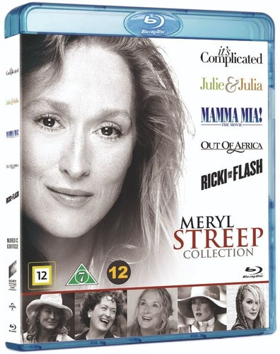 Meryl Streep Collection bluray