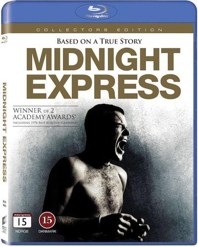 Midnight Express bluray