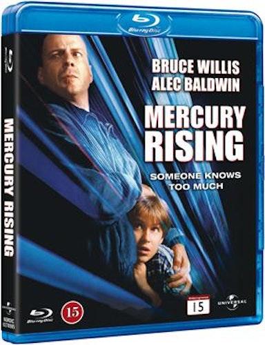 Mercury Rising/Kod Mercury bluray