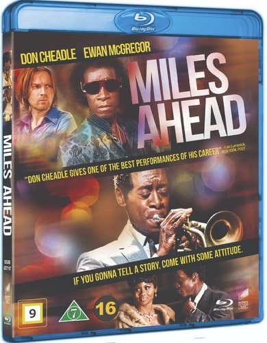 Miles Ahead bluray