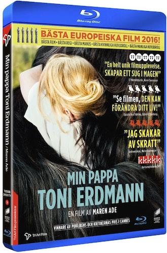 Min Pappa Toni Erdmann bluray