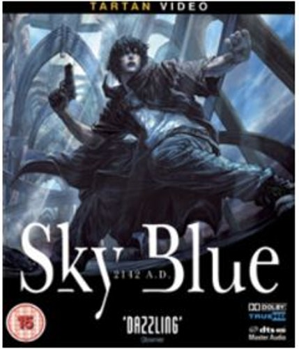 Sky Blue/Wonderful days Blu-Ray (import)