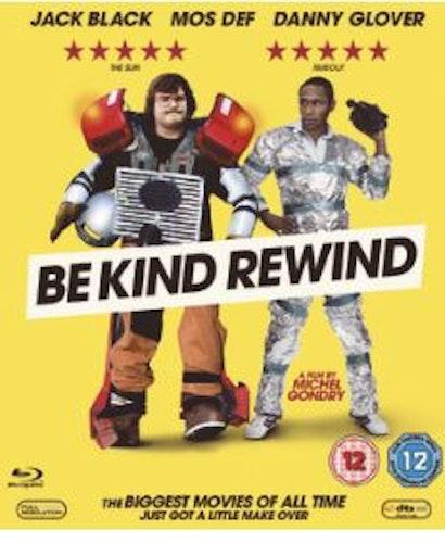 Be Kind Rewind Blu-Ray (import)