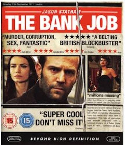 The Bank Job bluray (import)
