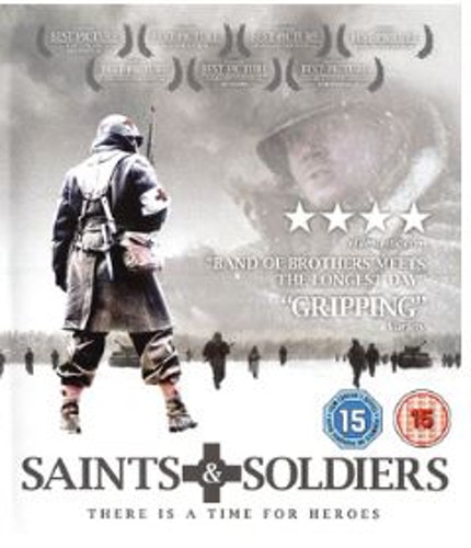 Saints & soldiers (Bluray) (Import)