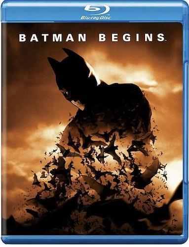 Batman Begins bluray