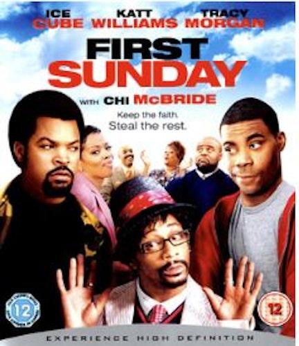 First Sunday bluray (import)