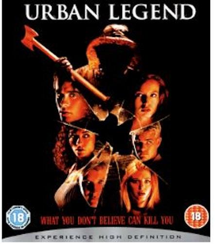 Urban Legend (Bluray) (Import Sv.Text)