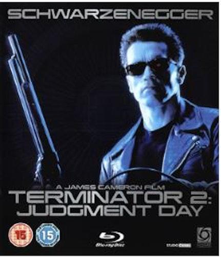 Terminator 2 Blu-Ray (import)