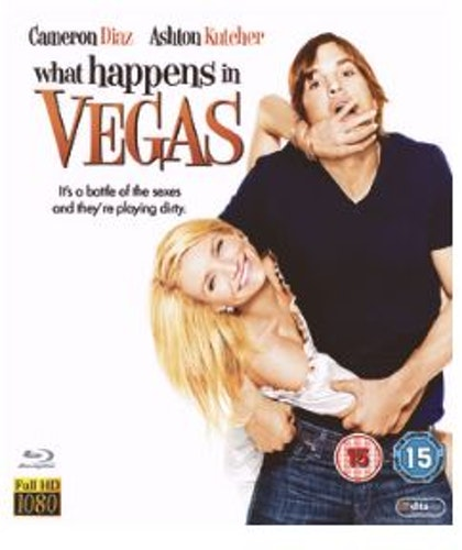 What Happens In Vegas (Bluray) (Import)