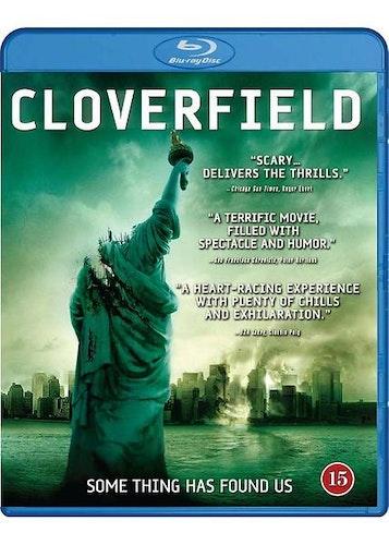 Cloverfield bluray