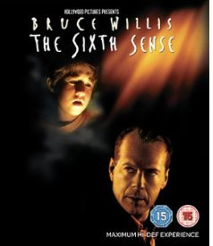 Sjätte sinnet/The Sixth Sense Blu-Ray (import)