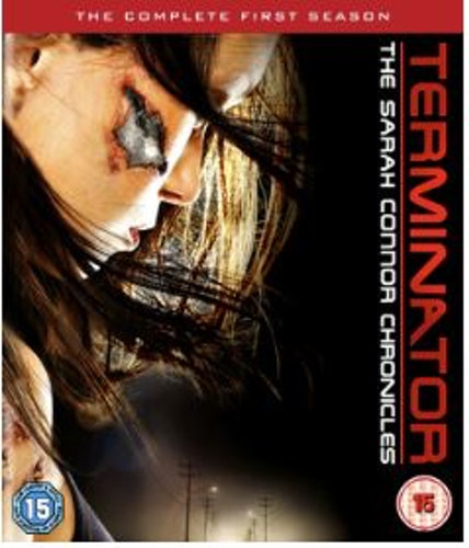 Terminator: The Sarah Connor Chronicles - Season 1 bluray (import)