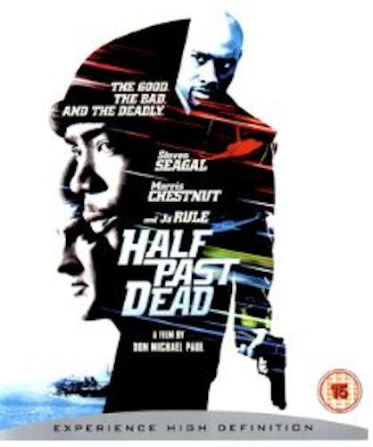 Half Past Dead (Bluray) (Import Sv.Text)