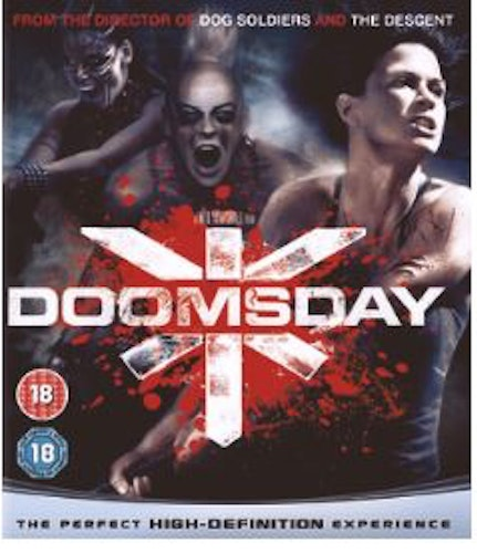 Doomsday bluray (import)