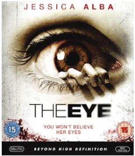 The Eye bluray (import)