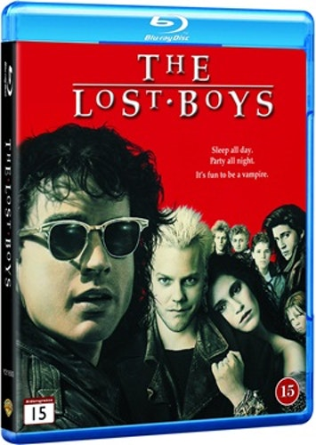 The Lost Boys bluray
