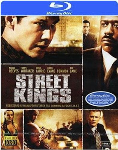 Street Kings bluray