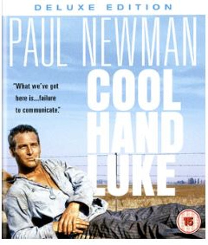Cool Hand Luke deluxe edition (Bluray) (Import Sv.Text)