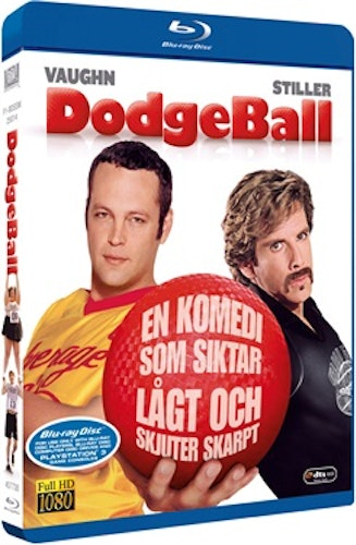 Dodgeball bluray