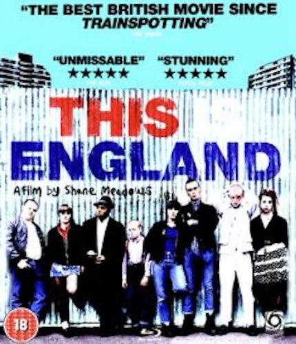 This is England (Bluray) (Import)