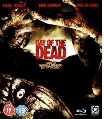 Day of the Dead (Bluray) (Import)