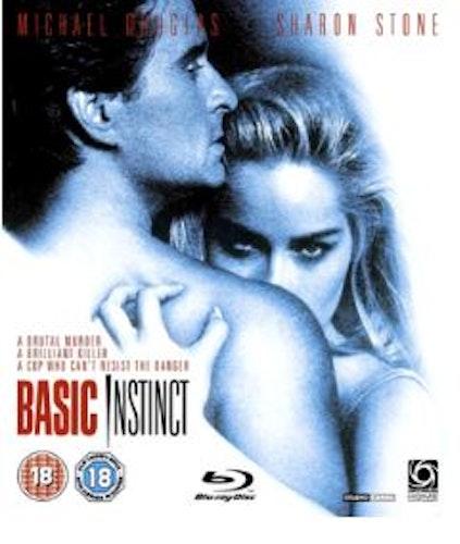 Basic instinct (Bluray) (Import)