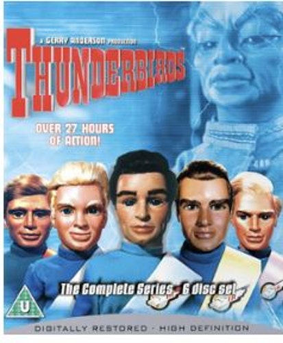 Thunderbirds - The Complete Collection (Bluray) (6-disc) (Import)