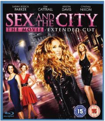 Sex and the City: The Movie - Extended Cut (Bluray) (Import)