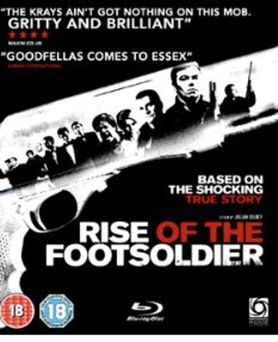 Rise of the Footsoldier bluray (import)