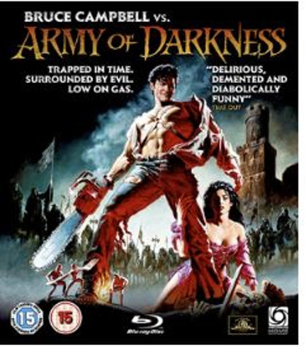Army of Darkness (Bluray) (Import)