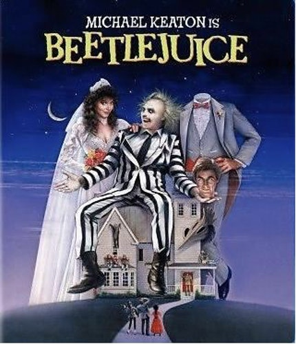 Beetlejuice bluray