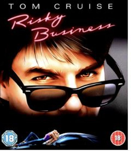 Risky Business (Bluray) (Import)