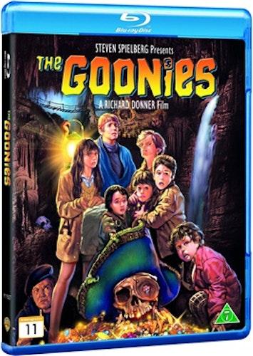 Dödskallegänget/The Goonies bluray