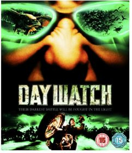 Day Watch bluray (import Sv. text)
