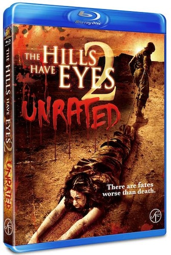The Hills Have Eyes 2 bluray