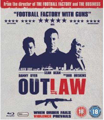 Outlaw Bluray (import)